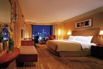 Shangri-la Kowloon @ Hong Kong.  Good location for tourists.  Spacious rooms for HK hotels.  Great view & hospitality.