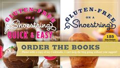 Gluten Free Baking and Recipe Blog | Gluten-Free on a Shoestring