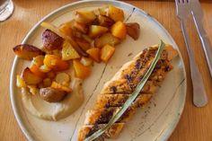 Au restaurant le Thiers-Temps à la Rochelle, le chef Loïc valet propose une cuisine créative sublimant les saisons et les produits du marché.