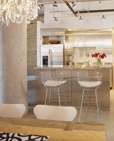 contemporary kitchen by Lucy Interior Design