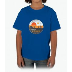 Welcome to Tatooine Young T-Shirt