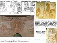 castelseprio santa maria foris portas - Szukaj w Google Santa Maria, Tapestry, History, Google, Home Decor, Slab Doors, Environment, Figurative, Art