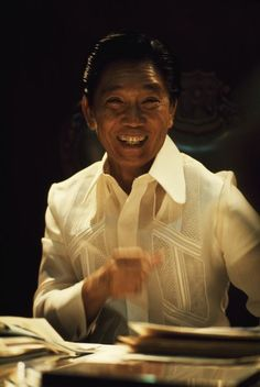 During his candidacy for President of the Philippines, Ferdinand Marcos' campaign focuses on his anti-Japanese guerrilla stories during World War II. Perhaps this was one of the reasons why h…