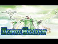 ENCONTRO DENTRO DE MIM: Mestre Hilarion - Cura física e mental