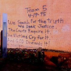 Oklahoma city bombing...