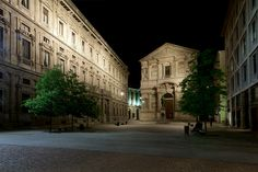 Piazza San Fedele Milan, I Want To Travel, Best Memories, Cityscapes, Events, Live, Places, Pictures, Italy