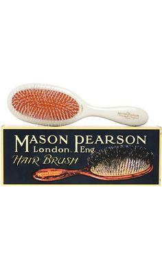 Mason Pearson Detangler Hair Brush: Seriously the best detangler on the planet