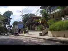 Missing you, Playas del Coco!! (Video driving through Playas del Coco town in Costa Rica)