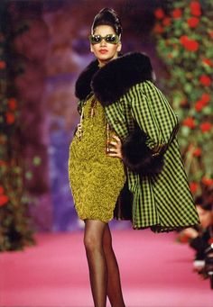 Fall-Winter 1990 Haute Couture Christian Lacroix