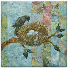 Promise - Batik by McKenna Ryan