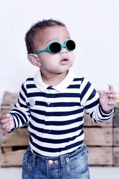 Hoy en el Día Mundial de la Vista recordamos la importancia de proteger los ojos a los niños del sol.  ¿Sabías qué? Proteger los ojos de los niños antes del año, reduce el riesgo de dañar su retina en un 40%. @kietlafrance lo sabe y ha desarrollado una línea de gafas de 0 a 6 años, específicamente pensadas en su protección y comodidad.