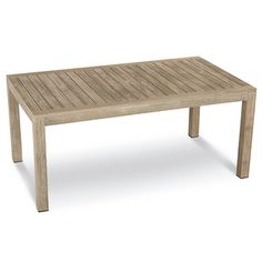 Ashland Collection Teak Farmstead Table