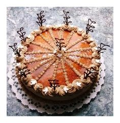 Hungarian Cake, Food And Drink, Pie, Favorite Recipes, Baking, Recipes, Pastries, Kuchen, Hungary