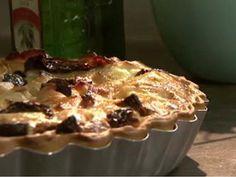 Recetas | Tarta de pollo 3 minutos | Utilisima.com