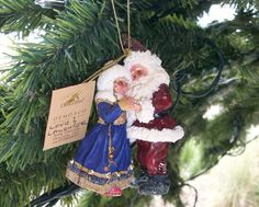 Drolleries, Love and Laughter Ornament