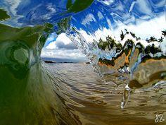 Warped Shore by decompreSEAN, via Flickr