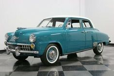 1948 Studebaker Champion for sale - Hemmings Motor News Olive Green Paints, 1950s Car, Paint Shades, Amazing Cars, Awesome, Motor Company, Rear Window, Old Cars, Truck Parts