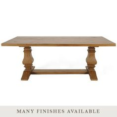 Tritter Feefer Home Collection Lane Tyden Dining Table