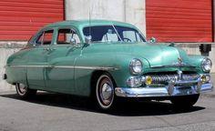 1950 Mercury 4 door Sedan