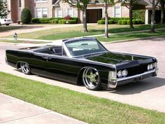 1965 Lincoln Continental Convertible Sedan