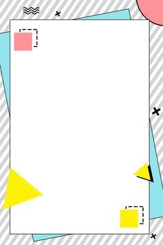 Wallpaper Powerpoint, Powerpoint Background Design, Background Design Vector, Geometric Background, Background Templates, Instagram Background, Instagram Frame, Story Instagram, Graphic Design Cv