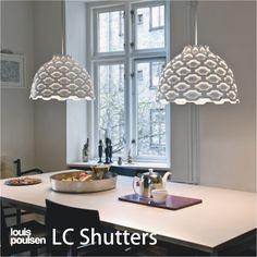 louis poulsen(ルイスポールセン)/LC Shutters(LCシャッターズ)ホワイト