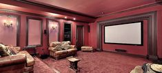 how to create the perfect home theatre experience