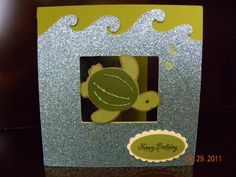 Cricut Birthday Card using Stretch Your Imagination by lorie