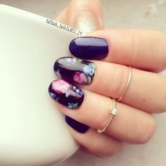 Floral nails http://sulia.com/my_thoughts/2f1a8092-84e4-462d-a092-b20d7c0a4aab/?source=pin&action=share&ux=mono&btn=big&form_factor=desktop&sharer_id=0&is_sharer_author=false
