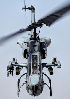 Bell AH-1W Super Cobra Más