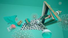 Digital Artworks by Santi Zoraidez   Inspiration Grid   Design Inspiration
