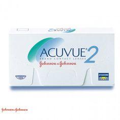 $26 Acuvue 2 - 6 Lentes de Contacto - 26€
