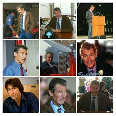 Kevin Tighe, Randolph Mantooth, Talent Agent, Dramatic Arts, Old Tv Shows, Universal Studios, American Actors, Firefighter, Squad