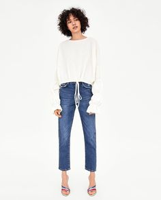 High-Waisted Jeans: You Know You Want Them+#refinery29