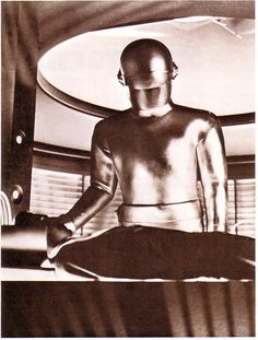"""The Day The Earth Stood Still"" (1951)"