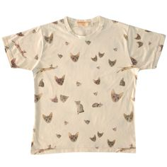 Reissued Guy Tee | SUPERSWEET x moumi | Wolf & Badger