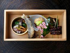 愛媛の日本料理店で唯一のミシュランガイド掲載店がついに東京へ! 店主は南麻布『分とく山』で修業した実力派。日本の四季を尊ぶ西麻布の『日本料理 和敬』 Dressing