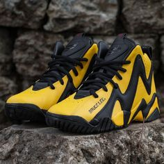 BAIT x Bruce Lee x Reebok Kamikaze II Available Now c5709c8f0