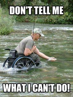 Keep on fishing :)