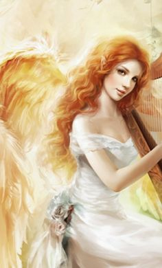 Archangel Gabriel will assist you with any kind of communication, whether it is… Angels Among Us, Angels And Demons, Love And Light, Light In The Dark, Angel Protector, Angels Beauty, Angel Guide, Archangel Gabriel, I Believe In Angels