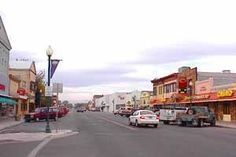 Main Street, Yerington, NV after 1970