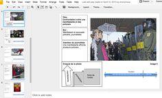 Faire une analyse d'images médiatiques sur un enjeux particulier avec Google Présentation