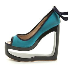 wedges | Giuseppe_Zanotti_Architectural_Wedges_in_Black_White