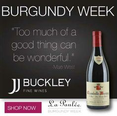 Too much of a good thing can be wonderful! #BurgundyWeek