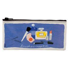Blue Q - Toucher Uppers Pencil Case