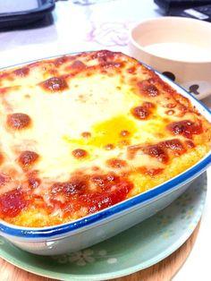 とろけるチーズがあつあつで美味しいです((*´꒳`*)) - 14件のもぐもぐ - ラザニア by megyuru
