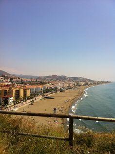 Playa de Rincón de la Victoria (Málaga) Victoria, Beach, Water, Outdoor, Gripe Water, Outdoors, The Beach, Beaches, Outdoor Games