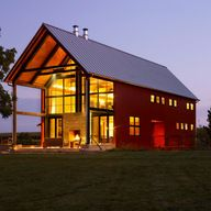 Houzz Tour: Reviving a Farmhouse in California's Wine Country