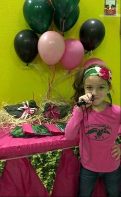 Duck Dynasty party - pink & camo i want to have this party sooooooooooooooooooooooooooooooooooooooooooo bad