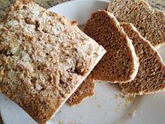 Recipe Redux: English Muffin Bread   Sara Haas, RDN, LDN
